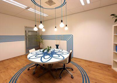 Vergaderzaal-Cirkel3-seats2meetstrijps