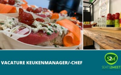 Vacature Keukenmanager / -chef