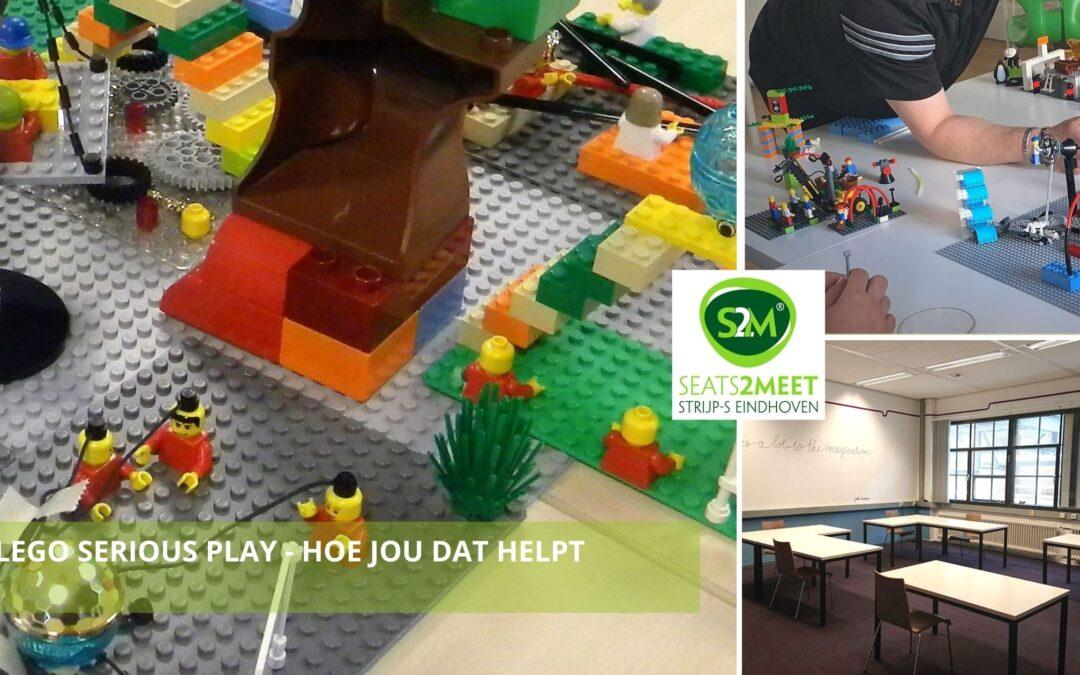LEGO Serious Play, hoe jou dat helpt