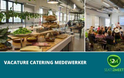 Vacature Catering Medewerker